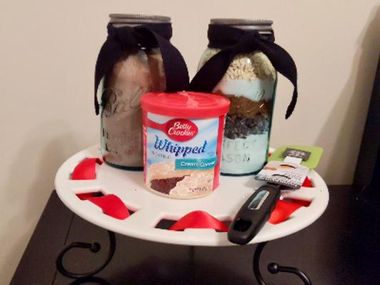 Dessert Makers Gift Basket