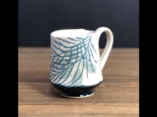 From The Garden Mug by Shawna Pincus