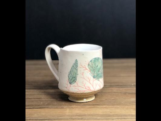 Beach Comber Mug by Shawna Pincus