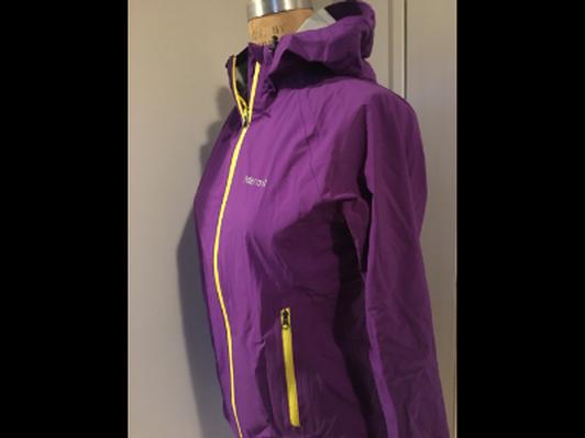 Women's Marmot Windbreaker Jacket - Medium