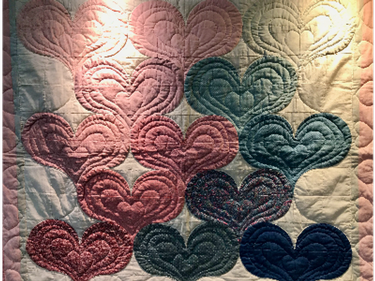 Crib Quilt / Wall Hanging