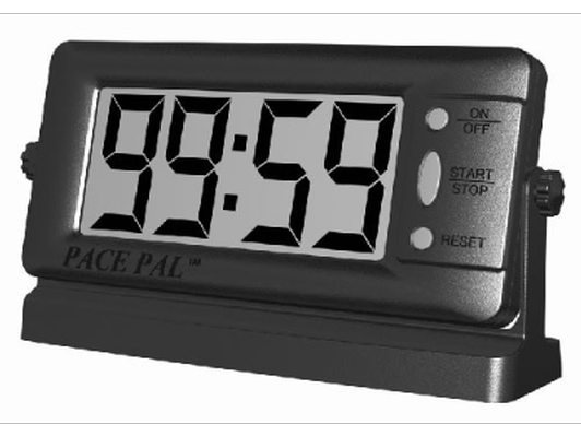 Pace Pal Personal Pace Clock