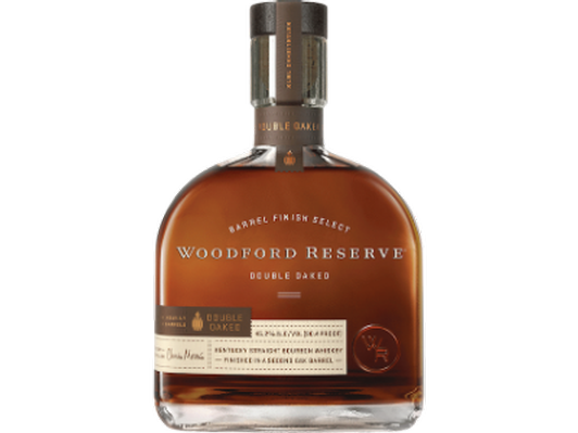 Woodford Reserve Double Oaked Bourbon Whiskey (750ml)