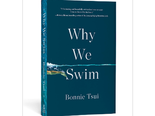 "Signed Book & Zoom Call with Bonnie Tsui, Author of ""Why We Swim"""