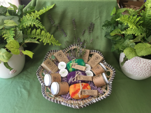 One Basket, Many Gifts - Ruby's Goat Milk Products