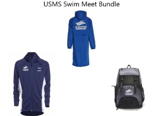 USMS Meet Bundle Package