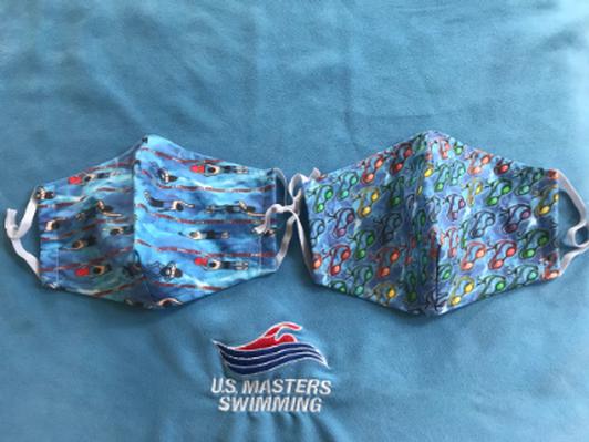 Swim Themed Masks (12)