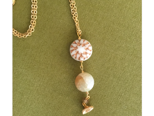 Handmade Necklace from LaBicheDoree