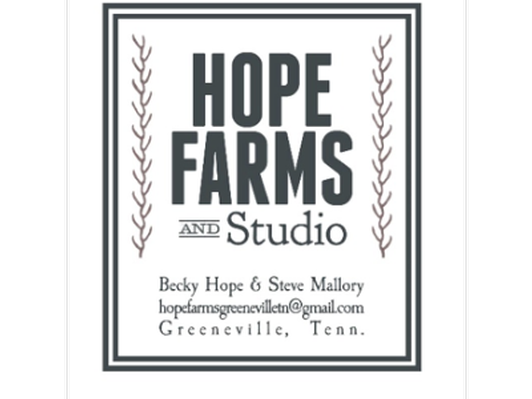 Hope Farms & Studio Bi-Monthly Produce Delivery