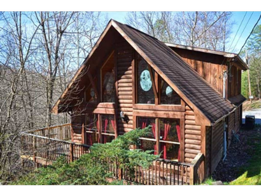 Local Cabin Getaway with Distance