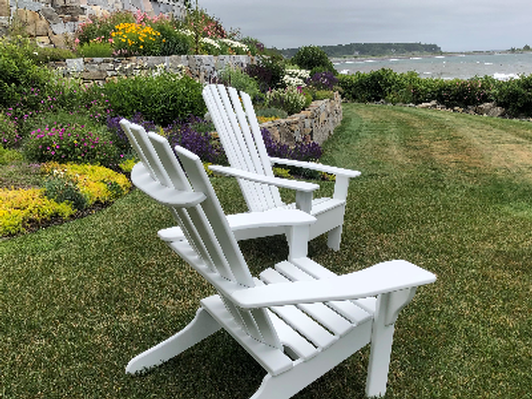 2 Adirondack Chairs from Chairman of the Board