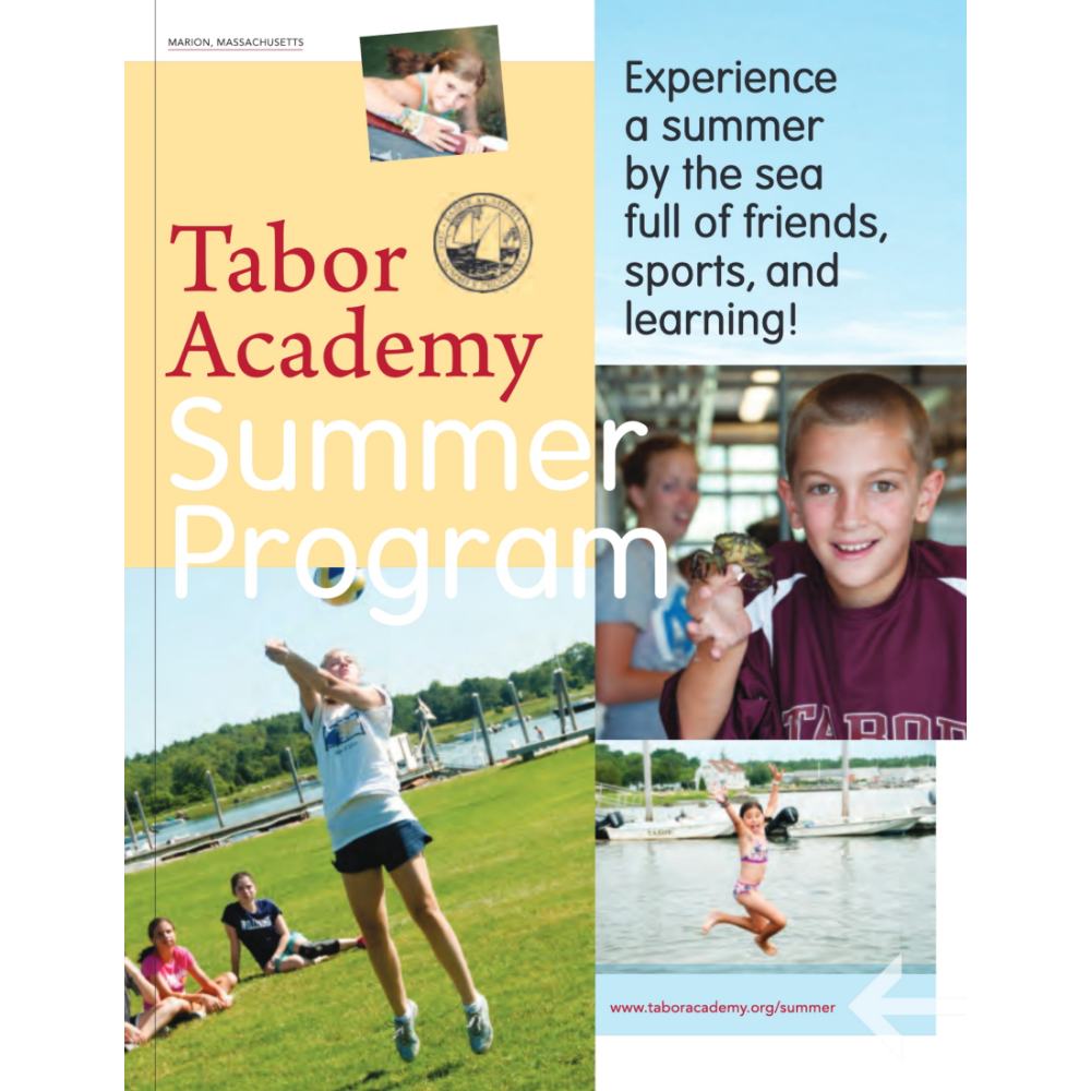 One Week at Tabor Academy Summer Camp