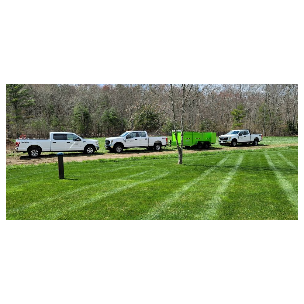 Professional landscaping:  Up to 20 man hours for fall yard work with a professional landscaping crew.