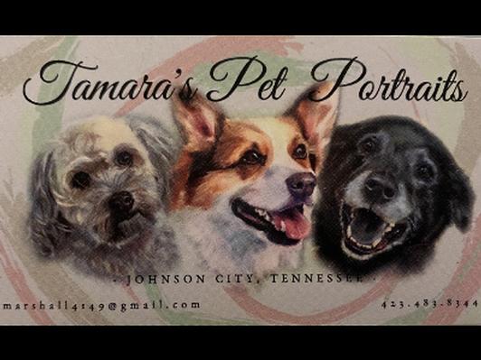 Tamara's Pet Portraits