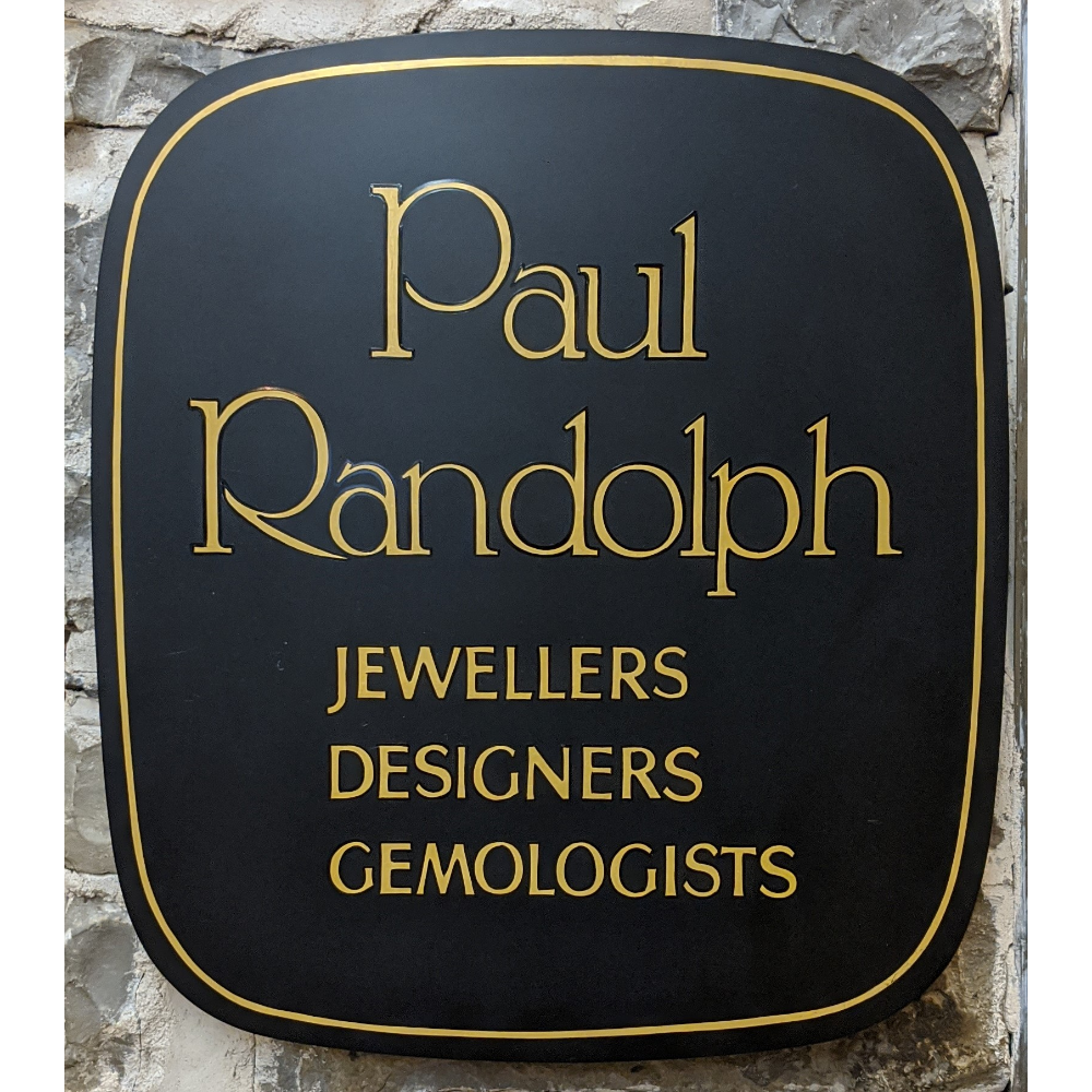$50 gift certificate donated by Paul-Randolph Jewellers