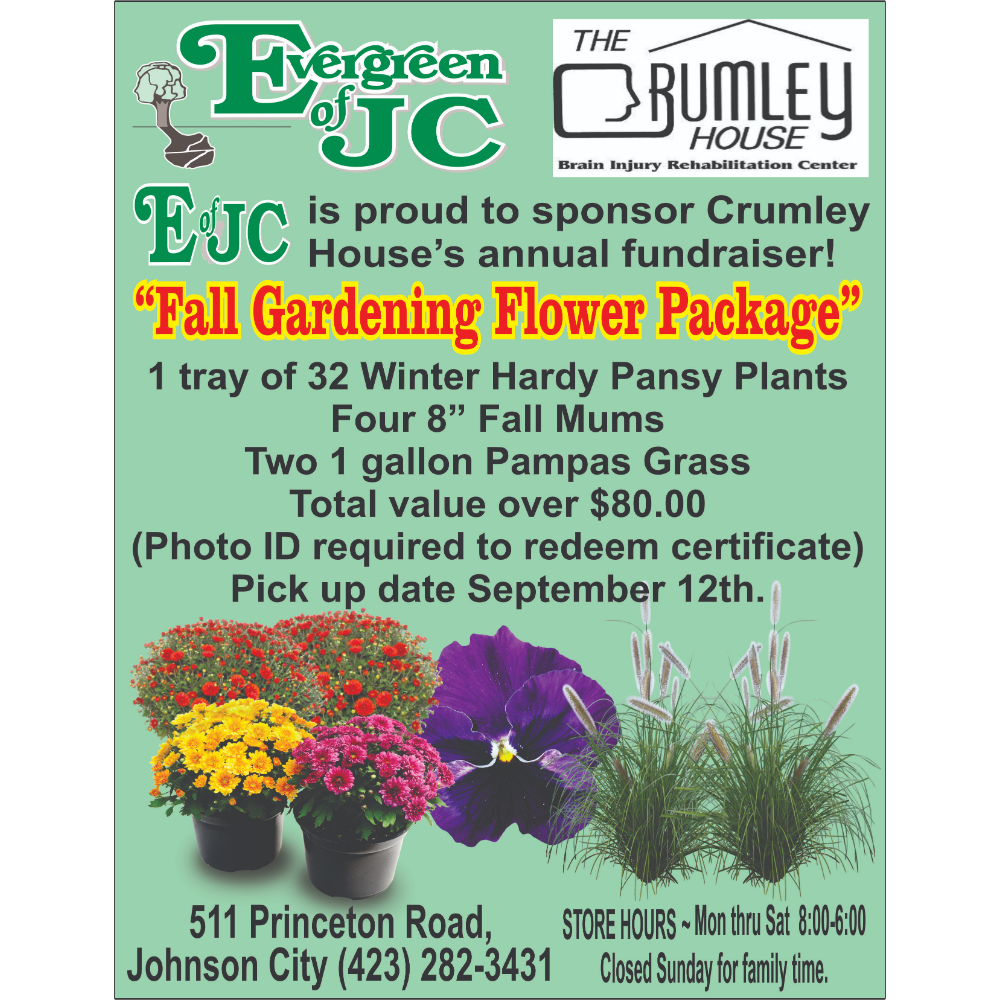 Fall Gardening Package from Evergreen of Johnson City