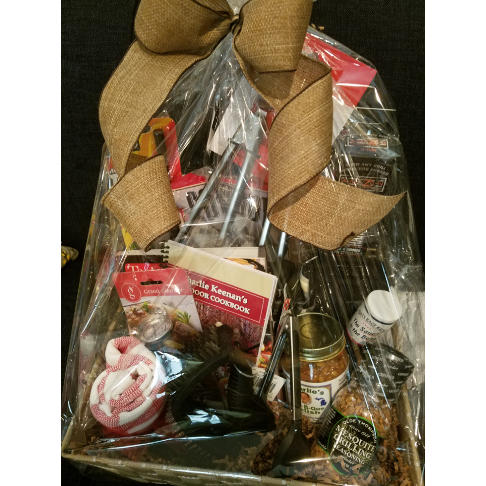 Grill & Chill Basket