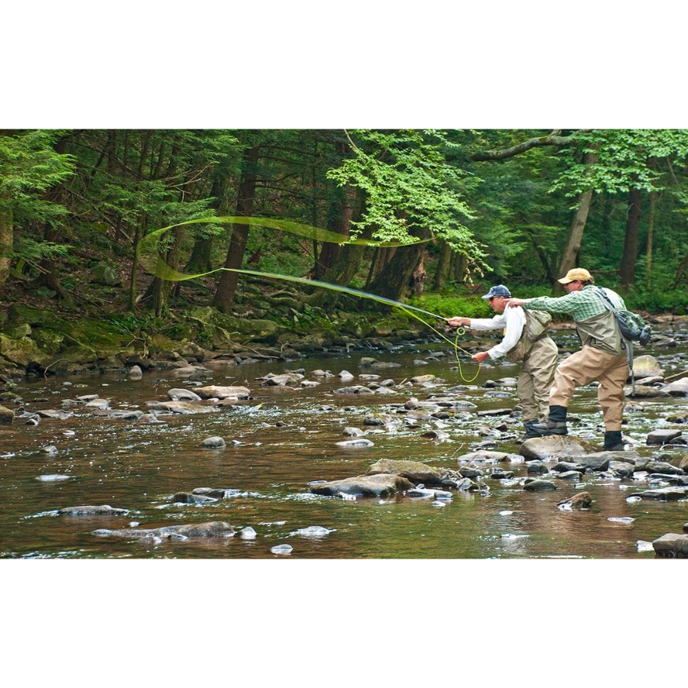 A Day of Flyfishing
