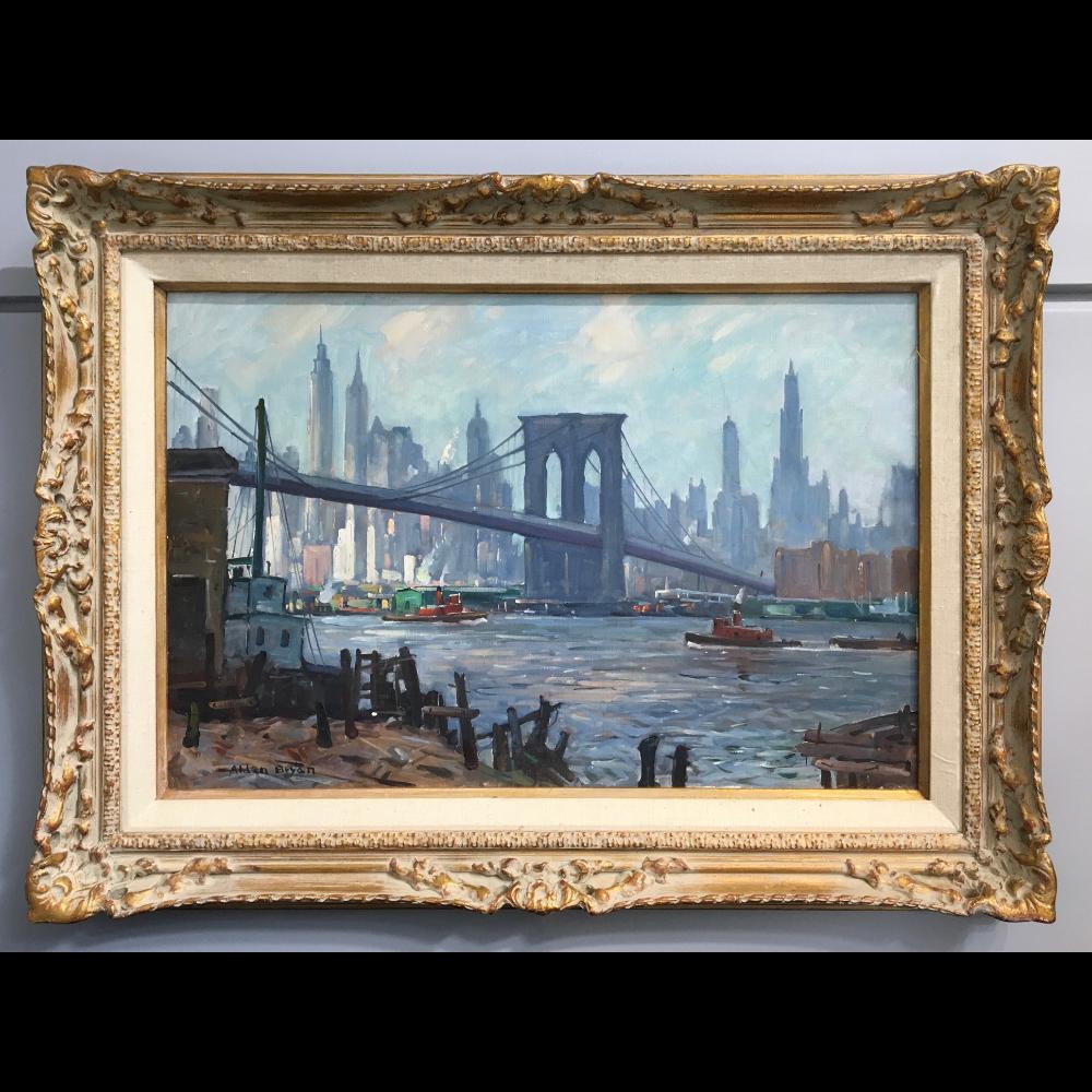 Bridge Over East River