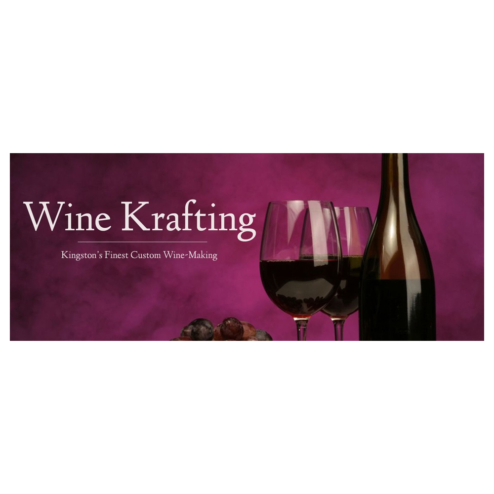 Make your own wine - $50 craft winemaking gift certificate and a cork screw/opener, donated by Wine Krafting