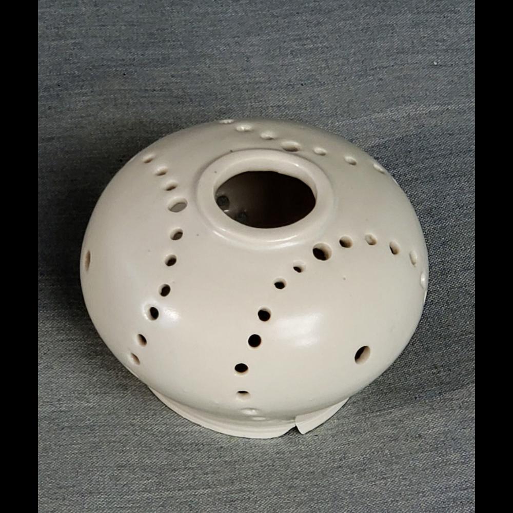 Two unique porcelain lanterns