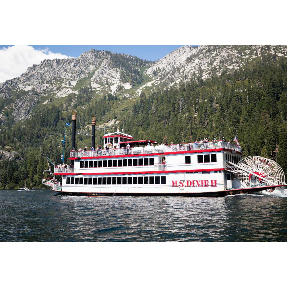 Captain's Passes - Lake Tahoe Cruises for two