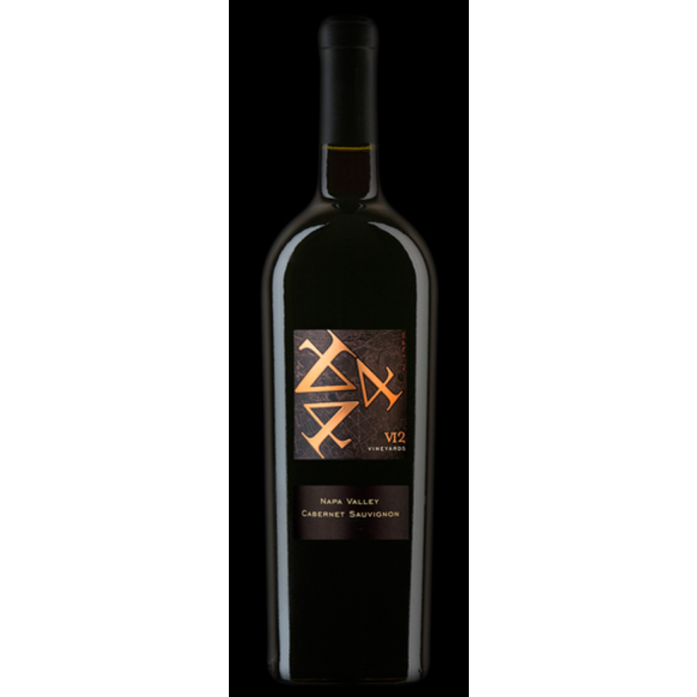 One Case V12 Vineyards 2014 444 Cabernet Sauvignon