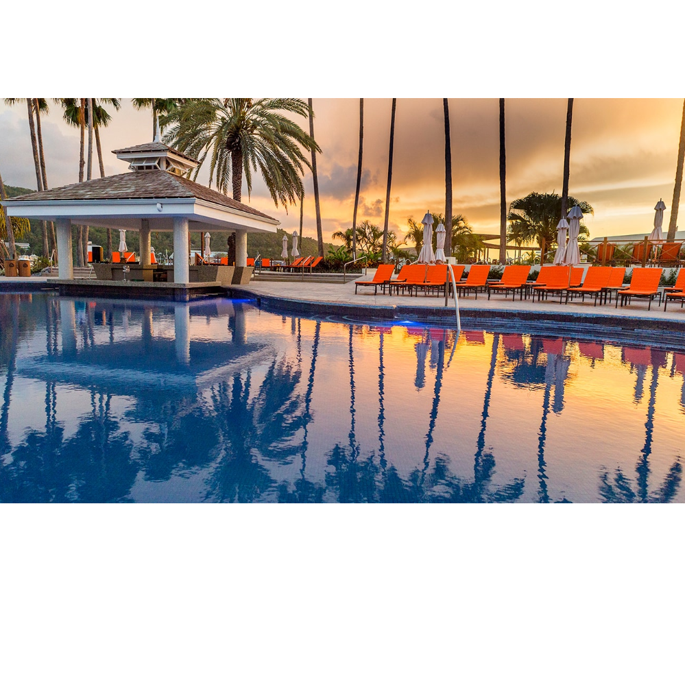 Luxury Getaway - one week, all inclusive stay at a Palace Elite Resort for two