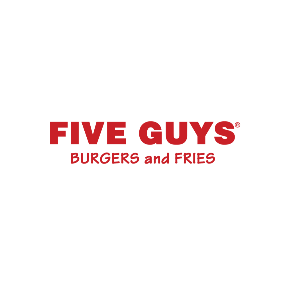 $25 gift certificate donated by Five Guys Gardiners Road