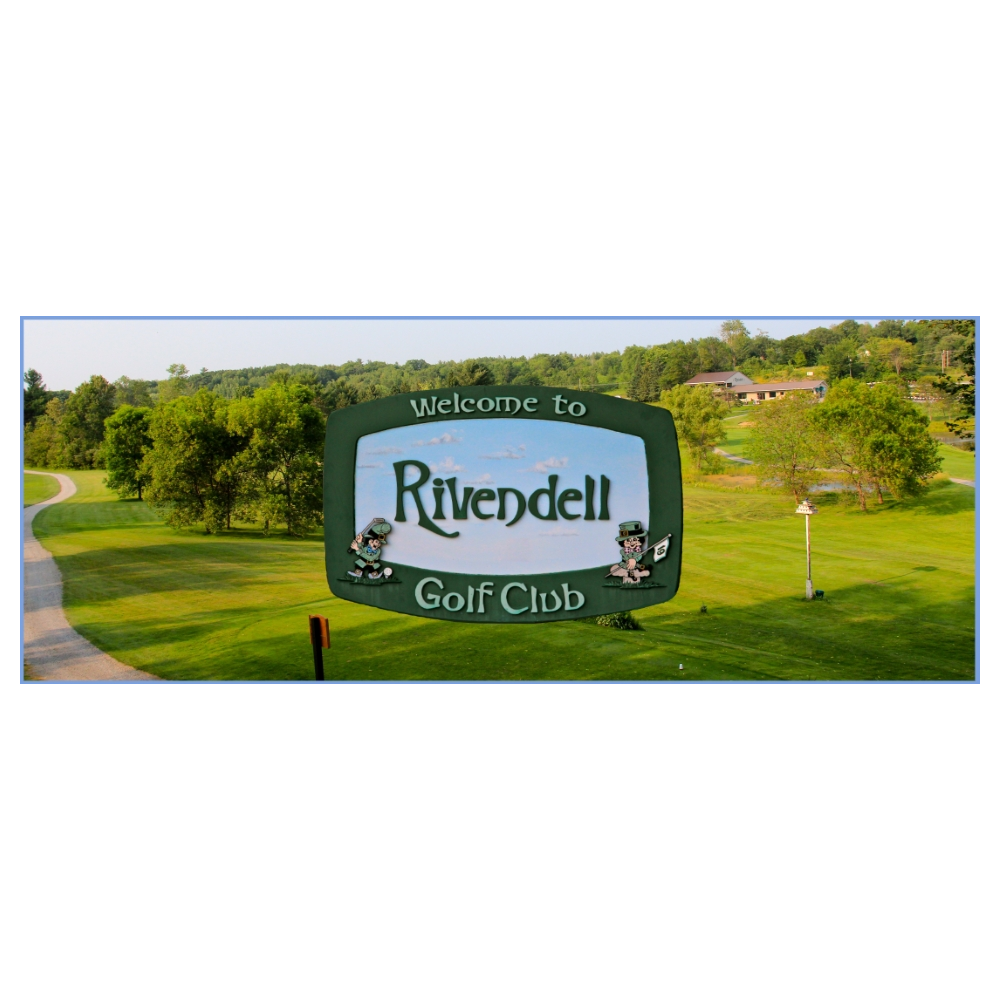 Four rounds of golf donated by Rivendell Golf Club