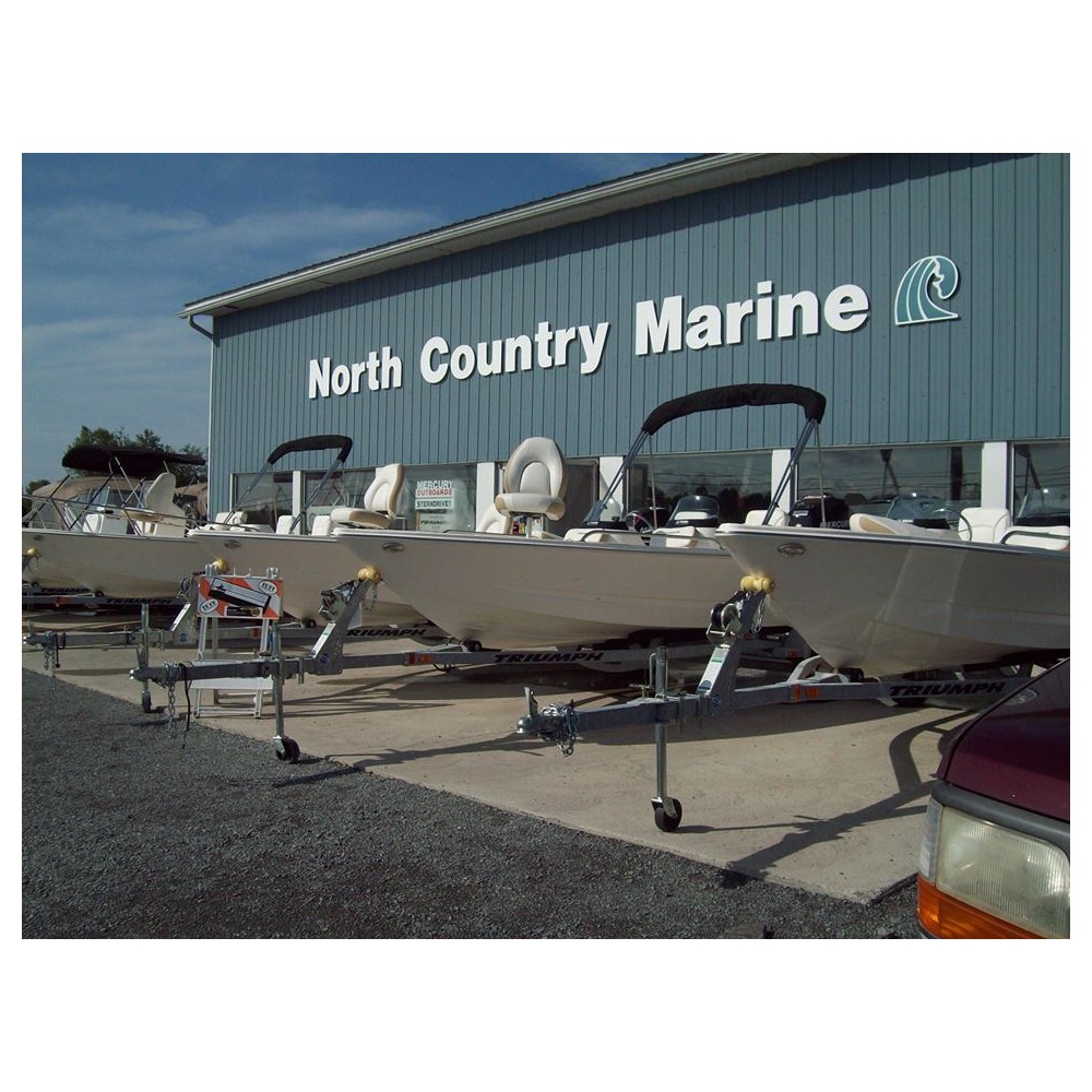$50 gift certificate donated by North Country Marine