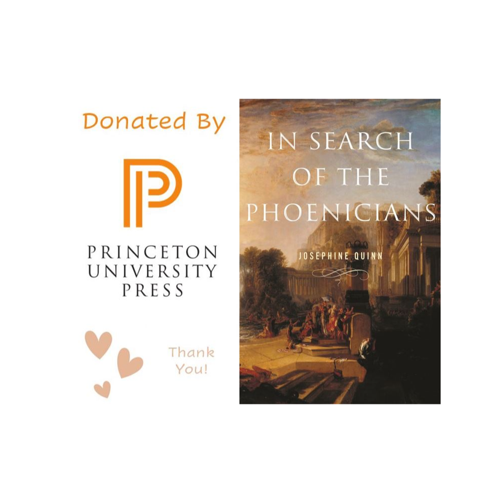 Josephine Quinn's In Search of the Phoenicians