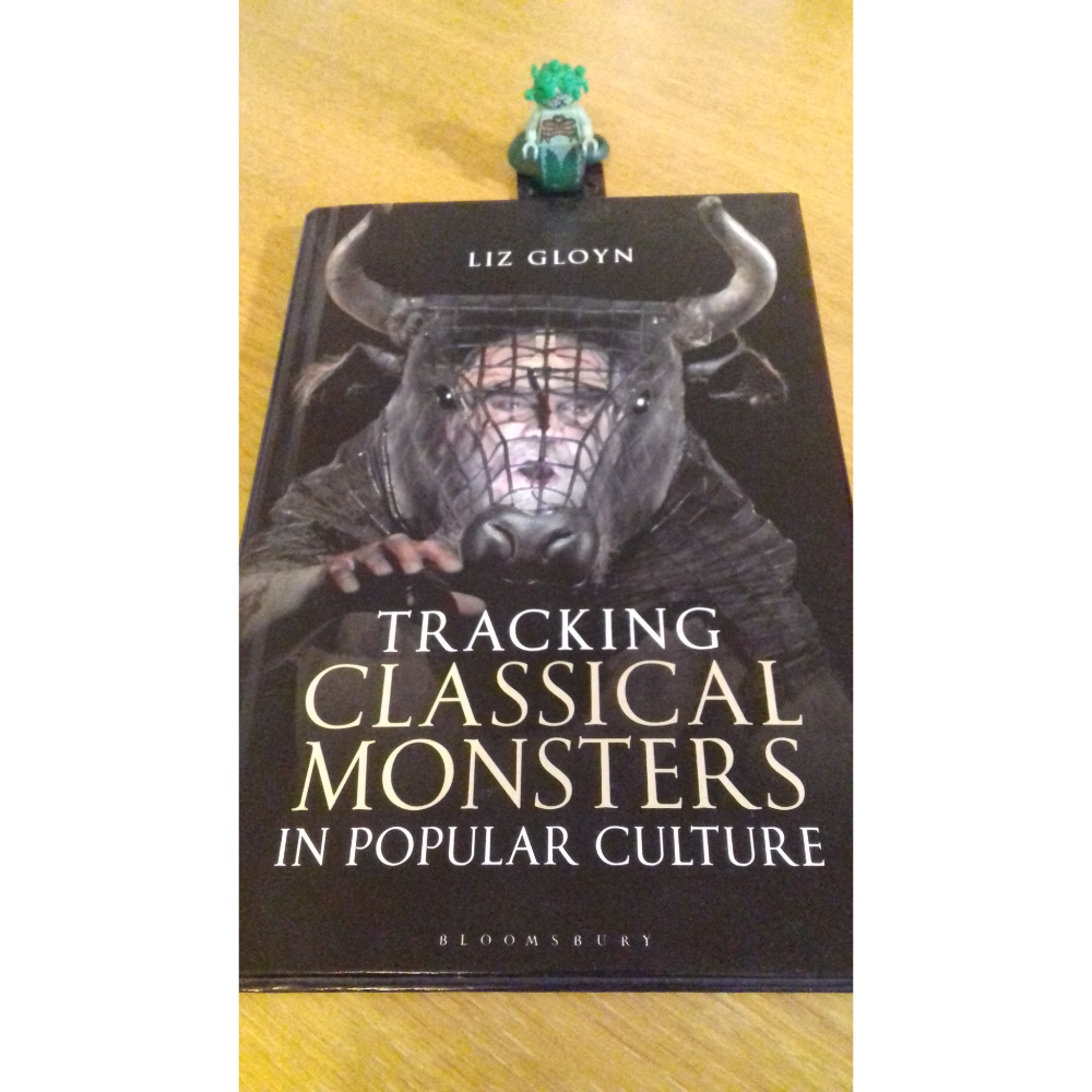 OPEN Match - Liz Gloyn's Tracking Classical Monsters in Popular Culture