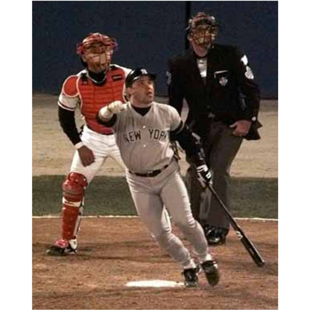 Video Message from NY Yankees Home Run Hero Jim Leyritz