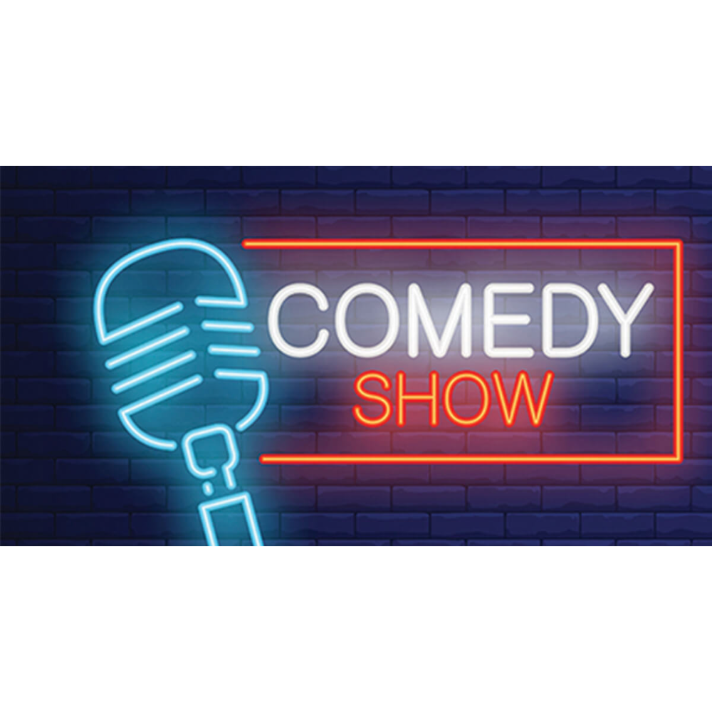 Virtual Comedy Show with your friends!