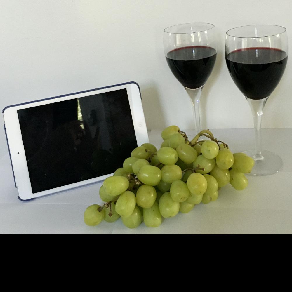 Wine Tasting Virtual Event