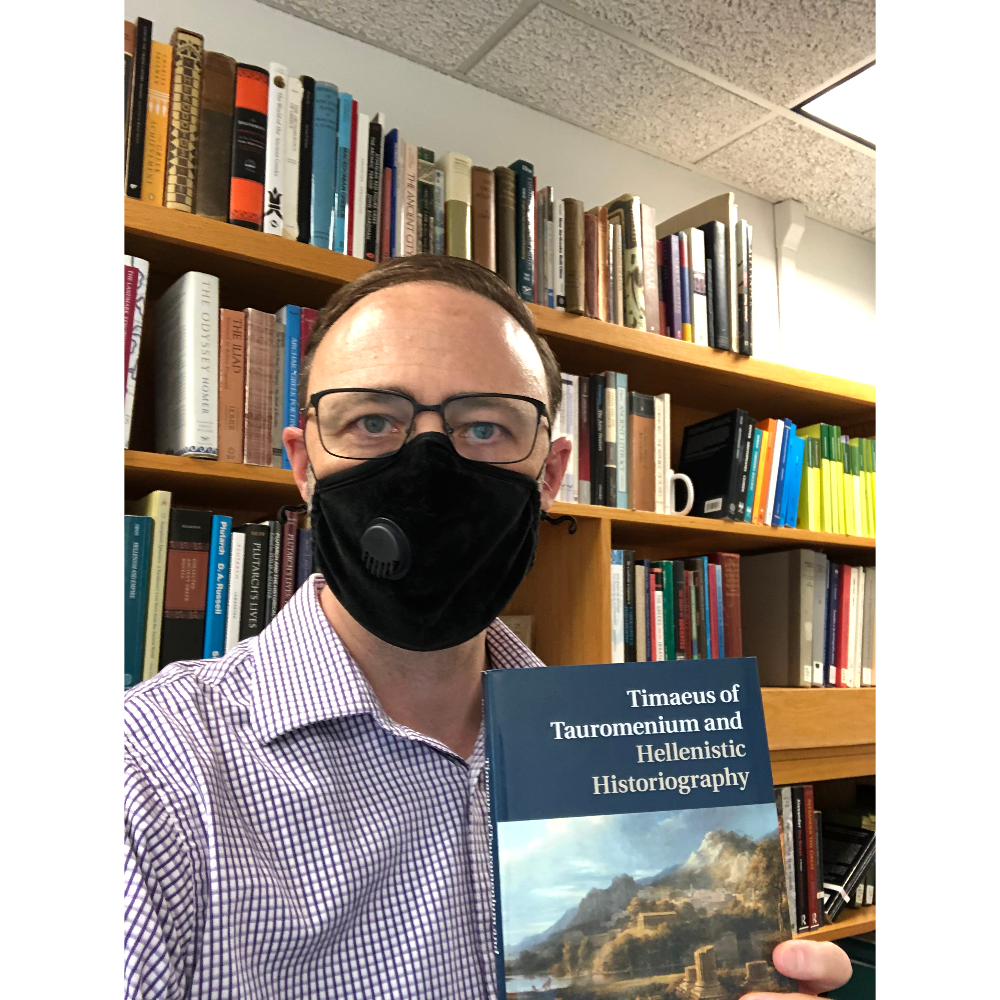 Christopher Baron's Timaeus of Tauromenium and Hellenistic Historiography
