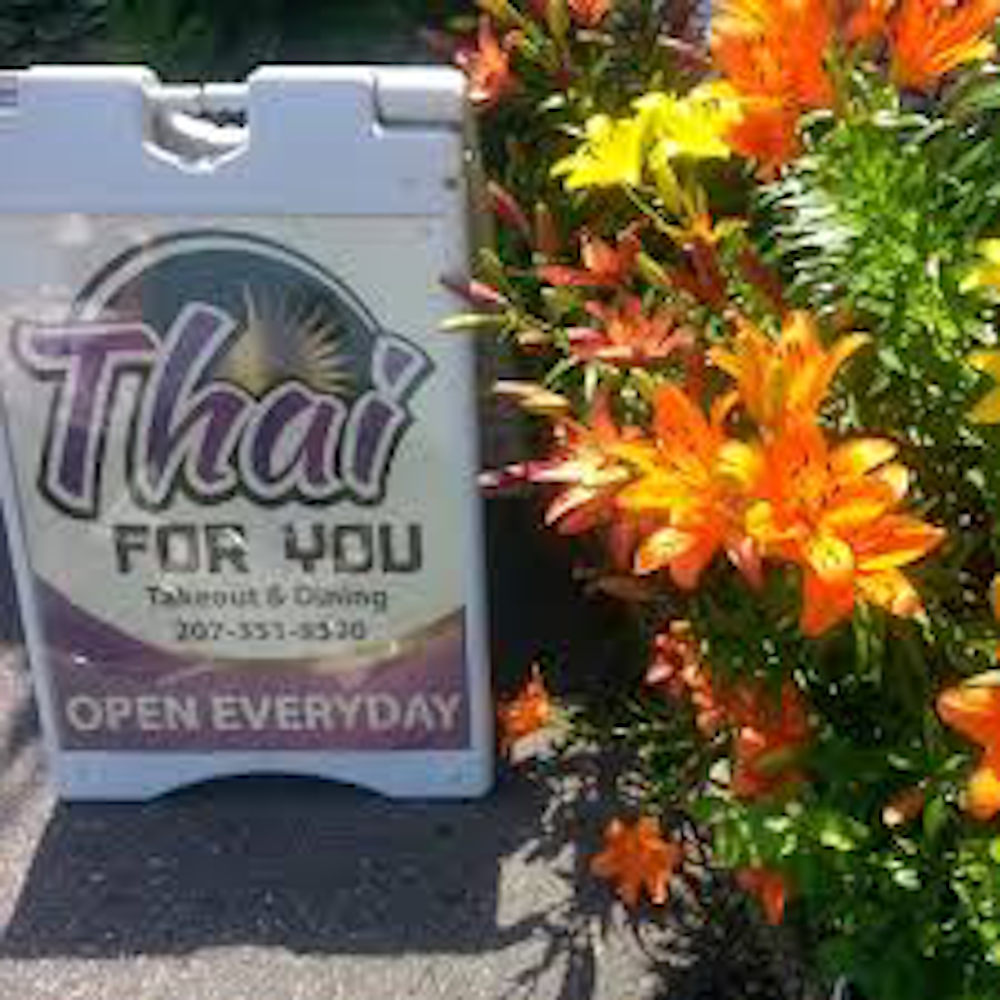 Thai for You $25 Gift Card