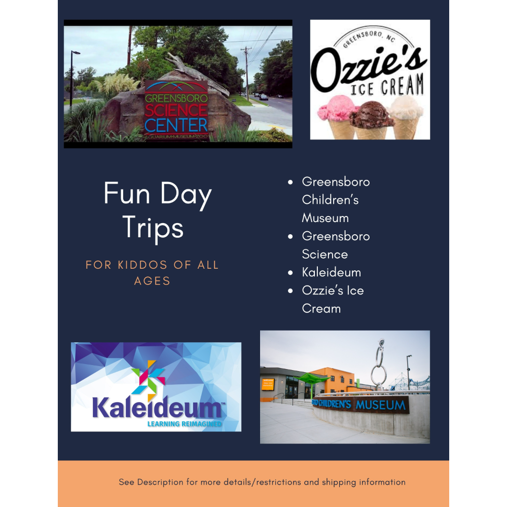 Fun Day Trips for Kiddos of All Ages