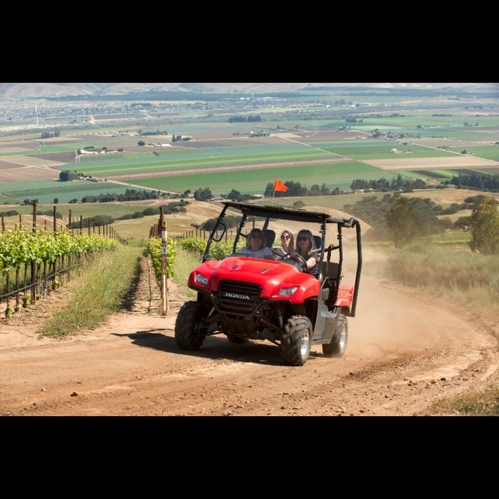 ATV Tour and Wine Tasting for Two at Hahn Estates, Soledad