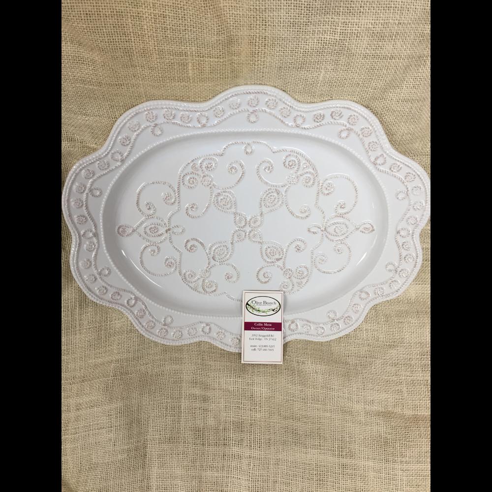Ivory tray