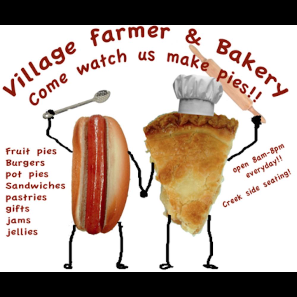 Village Farmer & Bakery Gift Basket