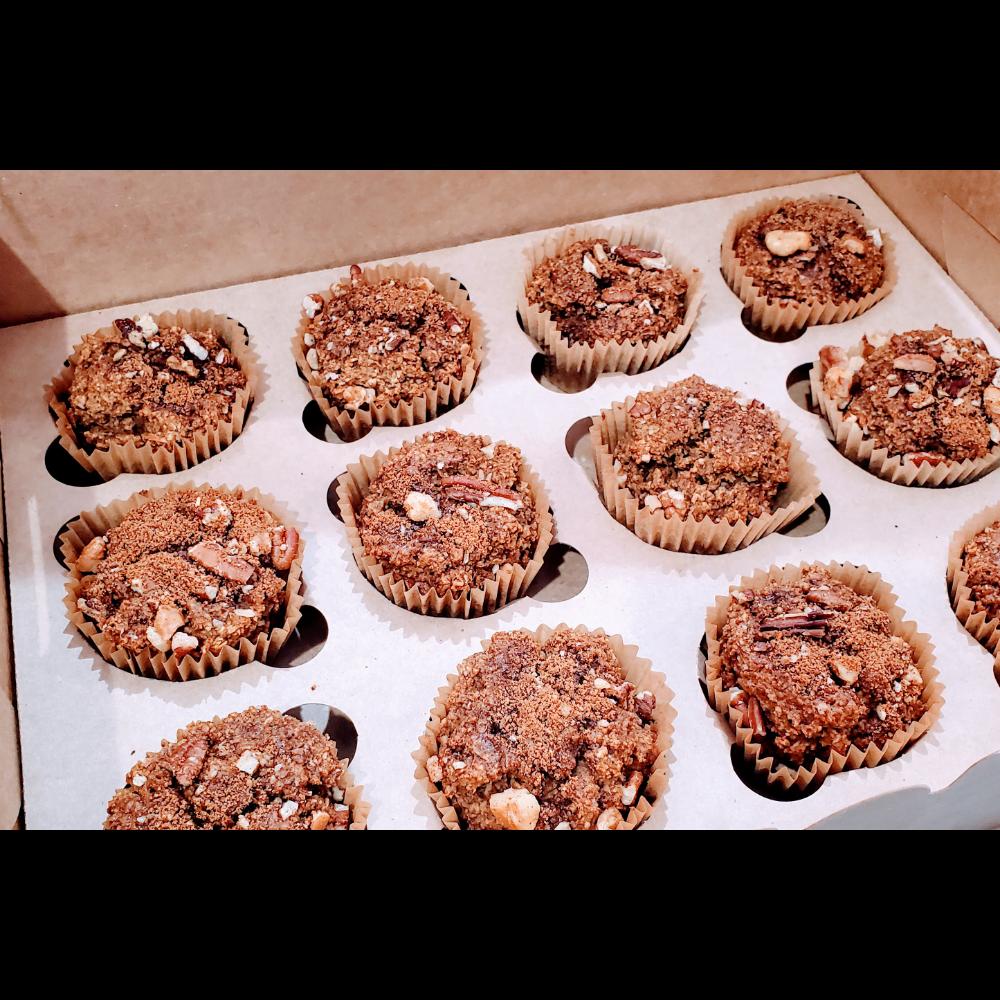 Alexandra's Pumpkin Spice Muffins