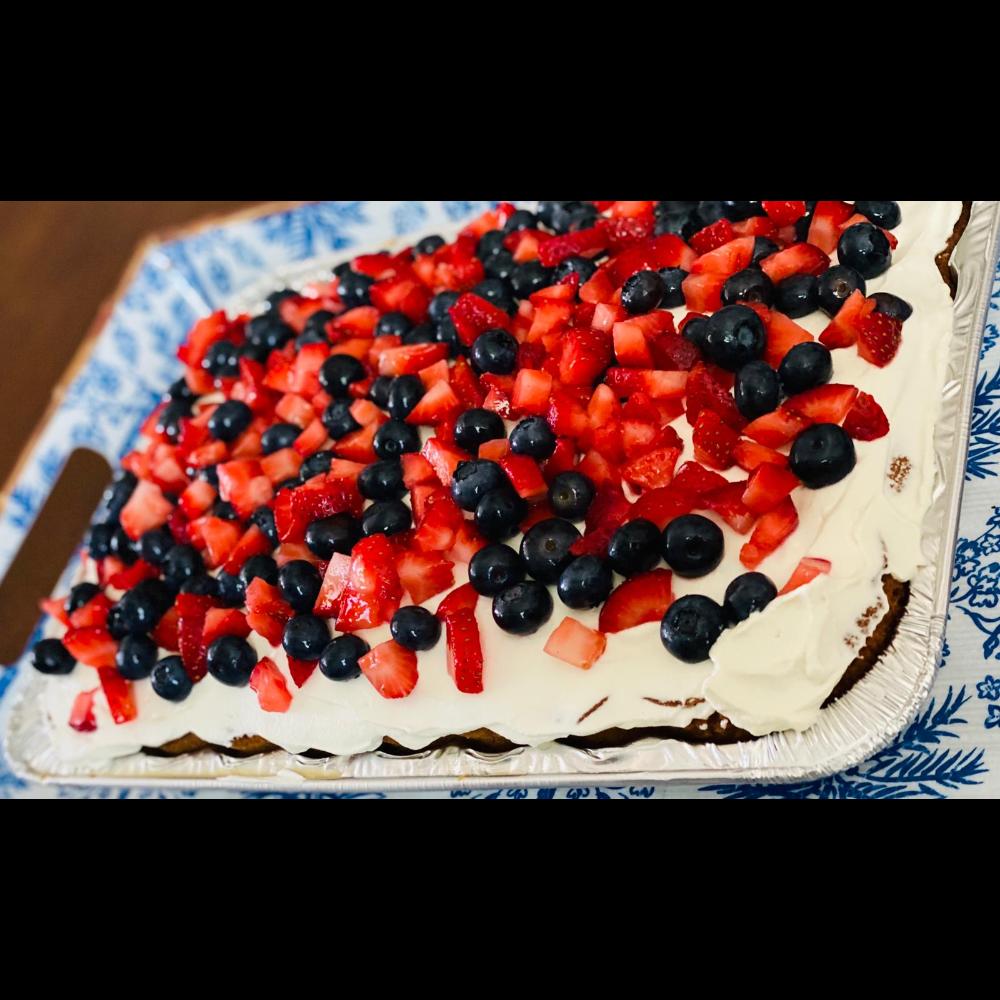 Lorena's Tres Leches Cake