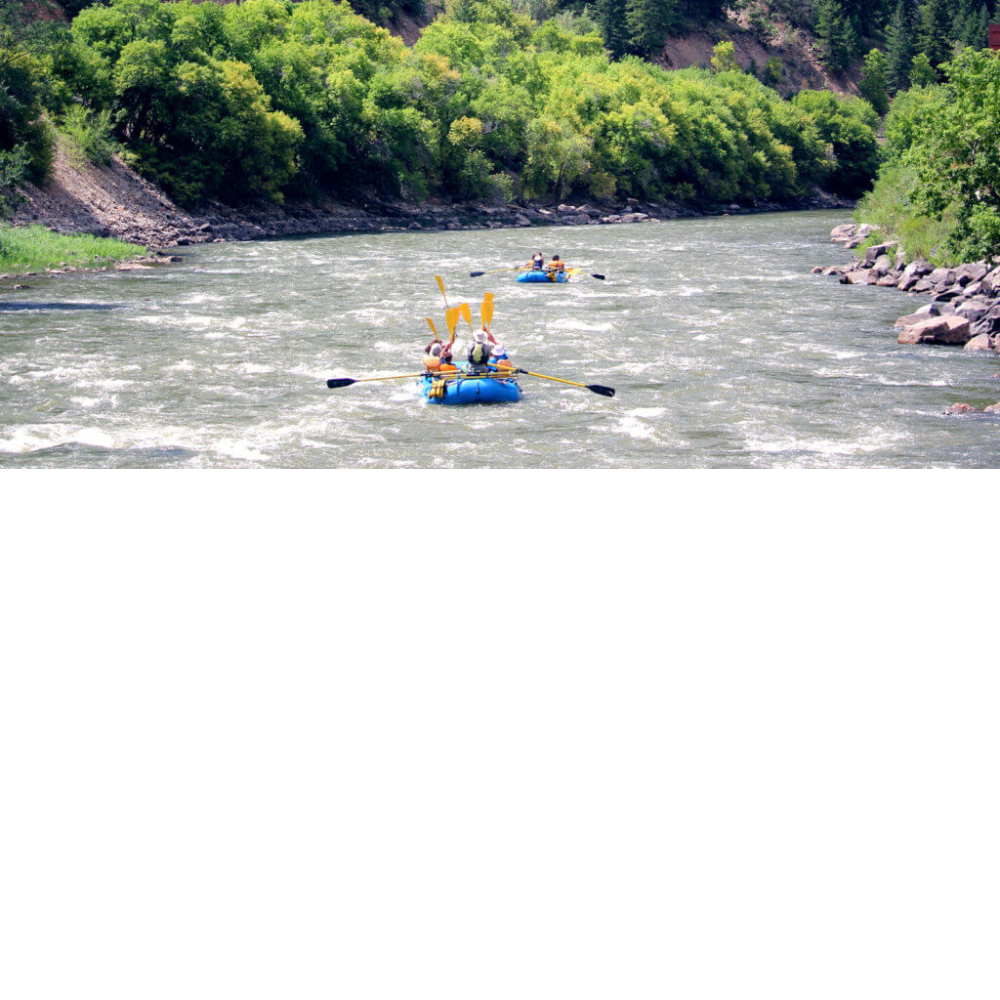 Half Day Rafting Adventure for four people