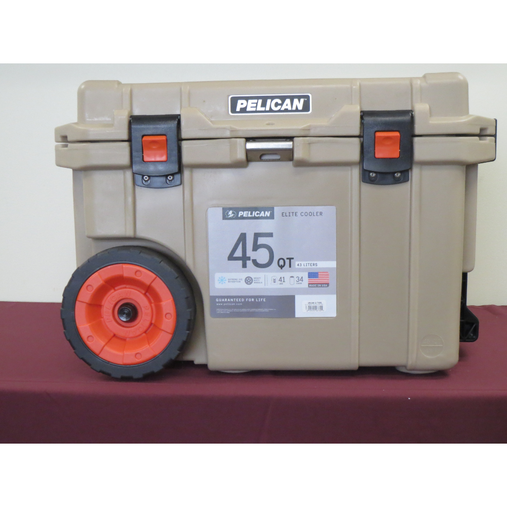 Pelican Elite 45 QT Cooler
