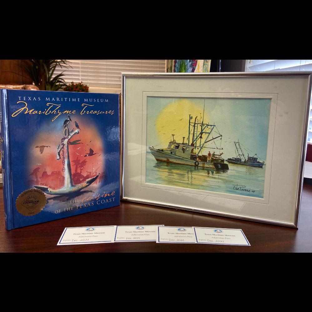 Maritime & Art Treasures