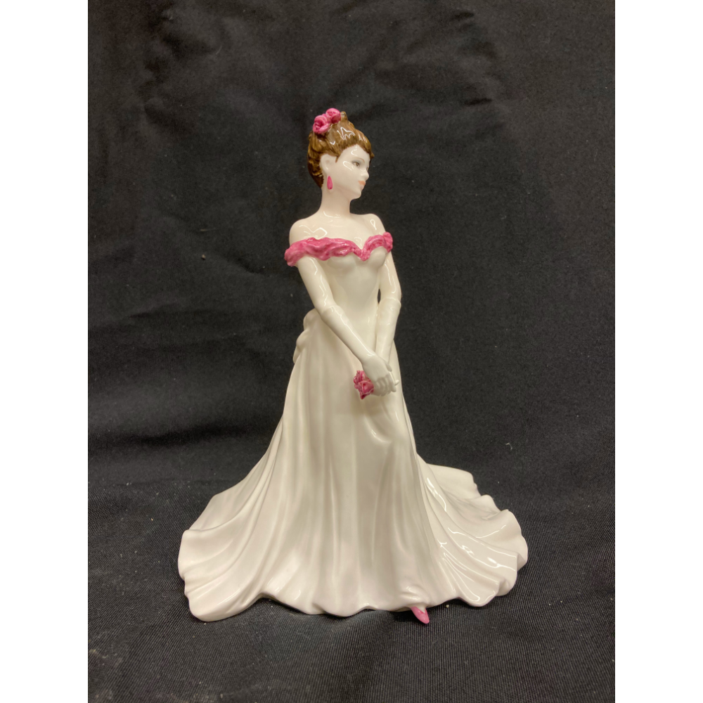 Coalport China Figurine