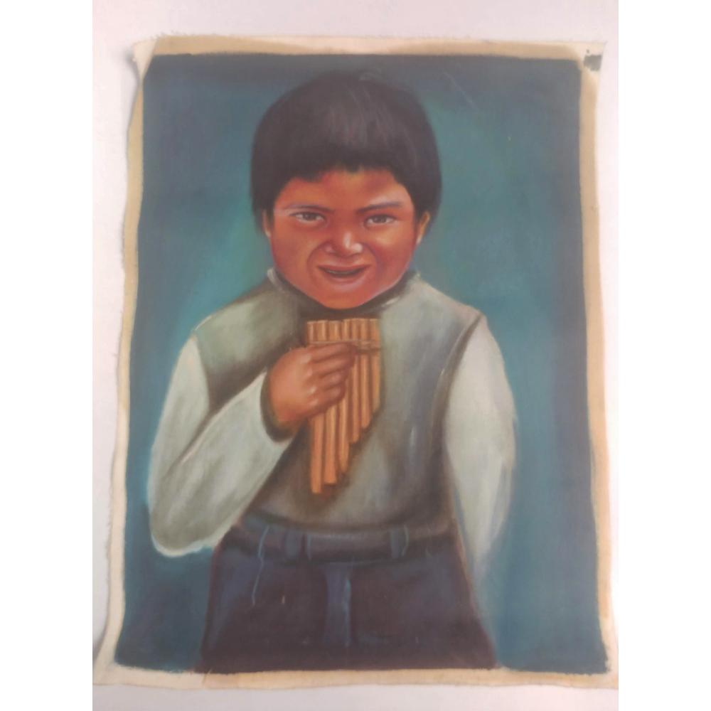 Honduran Painting and Water for People T-Shirt