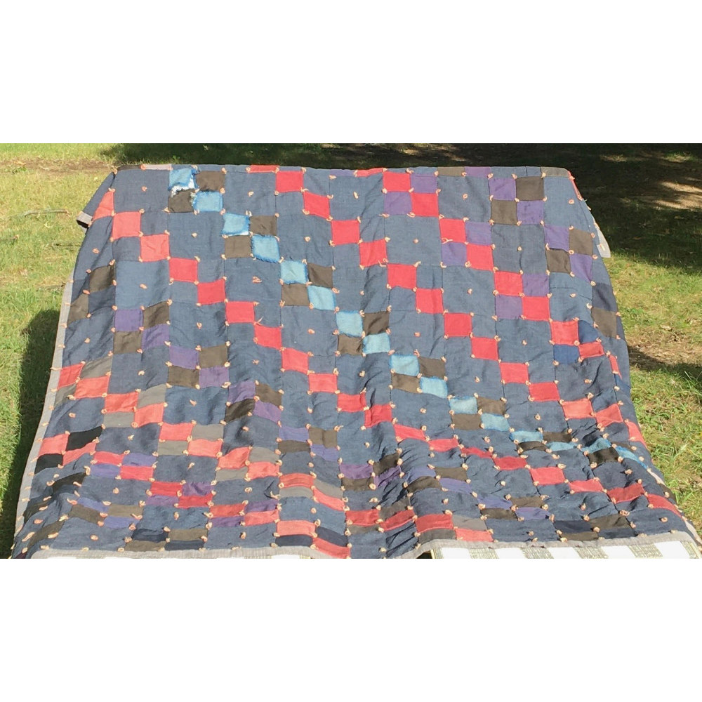Hand Stitched Quilt from Southern Indiana